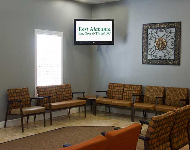 ENT Services in Opelika, Alabama