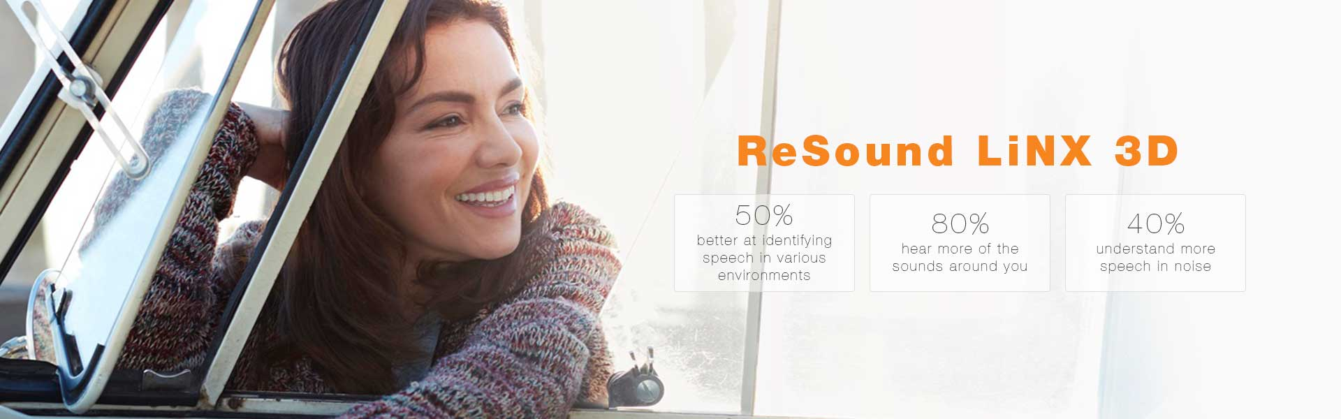 ReSound LiNX 3D - Opelika, AL - East Alabama Ear, Nose & Throat P.C.